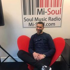 Mi-Afternoons / Craig Williams/ Mi-Soul Radio /  Tue 1pm - 4pm / 19-11-2019