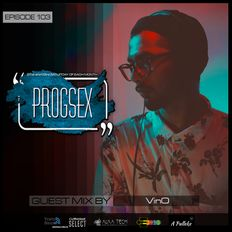 PROGSEX #103 Guest mix by VinO on Tempo Radio Mexico [18-09-2021]