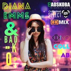 Badskoba and Diana Emms 2hrs NON-STOP Techno