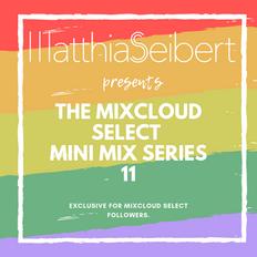 Matthias Seibert - Mini Mix 11 (Mixcloud Exclusive)