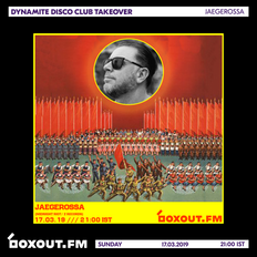 Dynamite Disco Club 2nd Anniversary - Jaegerossa [17-03-2019]