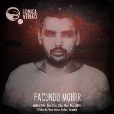 FACUNDO MOHRR - SONICA VENAO FESTIVAL 2019