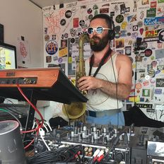 The Morning Stretch with Kroba @ The Lot Radio 07-22-2019