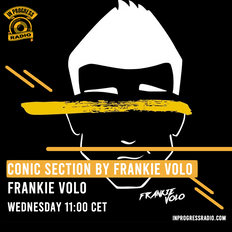 Conic Section Live Radio EP #027 by Frankie Volo + GuestMix - Kuestenklatsch [Germany]