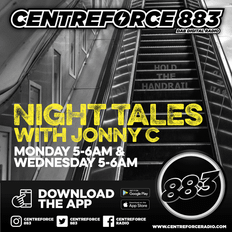 Jonny C Nite Tales Select fans only  - 883 Centreforce DAB+ 02-12-20 .wav
