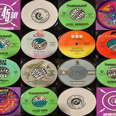 45 Day Radio Show ~ DJ Fib Mix for Episode 26
