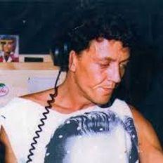 DJ Alfredo Ibiza @ Glam @ Milk Bar London 1992