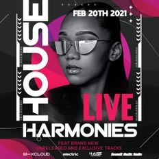 House Harmonies Live - Saturday Feb 20th 2021 (www.soundzmusicradio.com)