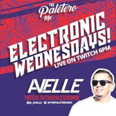 LIVE on The Paletero Mix - Electronic Wednesdays Takeover