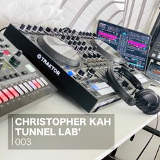 Christopher Kah | Tunnel lab 003 | LIVE MIX on DanceTelevision