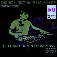 Phonix Sunday live Mixset by Dj Archiebold 4 October 2020. Output Set 10:PM