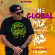 "DJ LATIN PRINCE ""The Global Mix"" With Your Host: Astra On The Air ""Globalization"" (01/04/2020)"