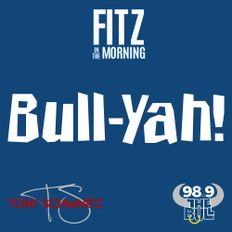 Fitz In The Morning's Bull-Yah! - 04.10.20 - I Saw The Eye of The Tiger King