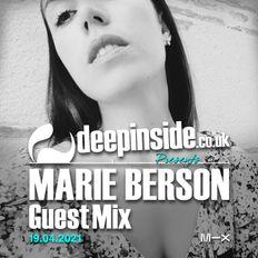 MARIE BERSON is on DEEPINSIDE