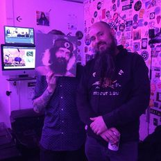 Ryan Martin with guest Keith Fullerton Whitman @ The Lot Radio 11-11-2019