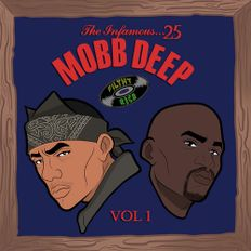 Mobb Deep - The Infamous 25 Tribute Vol 1 by DJ Filthy Rich  [PREVIEW]