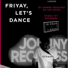 Johnny Reckless on Colourful [09-12-2019]