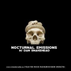 Nocturnal Emissions Episode 79 (Spotlight : Cecil Hotel)