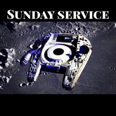 "Sunday Service "" Falcon Down On The Moon of Edor "" s29b"