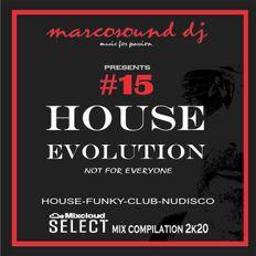 """HOUSE EVOLUTION"" vol. 15 - not for everyone - live set 21 december 2020"