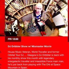 Mixmaster Morris @ Red Light Radio 1