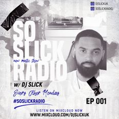So Slick Radio ep.001 - (New music from Drake, Morray, Sevyn Streeter, Wstrn, Blxst & more!)