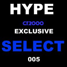Hype Select 005|Roland Clark|Sharam Jey|Junior Sanchez|Julie McKnight|Fellar |Harry Romero  + More