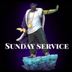 """Sunday Service """" Stark Enterprise """" S15A"""