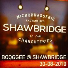 BOOGGEE @ Shawbridge 30-08-2019