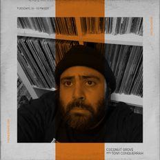 Coconut Grove with Tony Conquerrah // 21/09/21