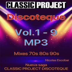 NICOLAS ESCOBAR - CLASSIC PROJECT DISCOTEQUE 9