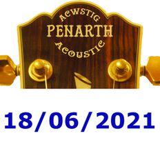 Acoustic Club, 18 June 2021