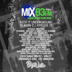 Keep It Underground : Season 2 - Episode 17 : Mix93fm.com