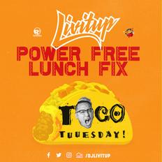 DJ Livitup On Power 96 Taco Tuesday (September 03, 2019)
