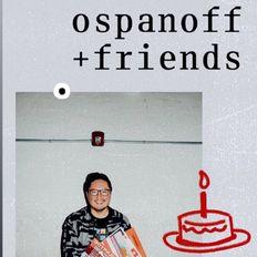 Rustam Ospanoff - Live at Public Records Bar NYC. Birthday Night. Dec 7th, 2019