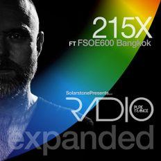 Solarstone presents Pure Trance Radio 215X - Live from FSOE 600