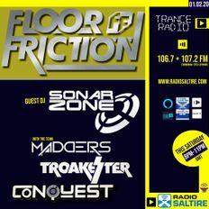 Floor Friction Trance Radio