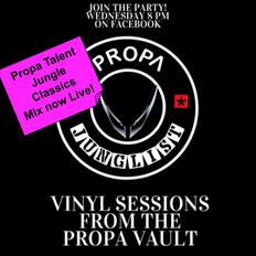 Propa Talent's 26th Birthday Mix DJ Rap Propa Vault Sessions show 7