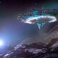 U.F.O.'s & Aliens