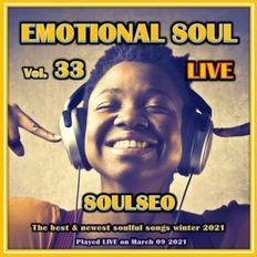 Emotional Soul 33 - SoulSeo Dee J Live!