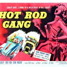 HOT ROD GANG ( A Rockabilly music tale)