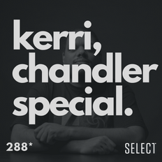 #288 | KERRI CHANDLER SPECIAL | MIXED & HOSTED BY KONO VIDOVIC | FREE DOWNLOADS INSIDE!