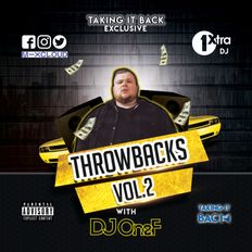 @DJOneF Throwbacks Vol.2 - 2000's Hip-Hop & R&B