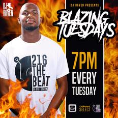 Blazing Tuesday 250