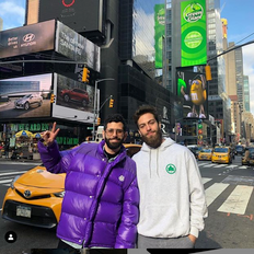 The Soul Clap Records Show With Bamboozle Times Square Transmissions 12/11/18