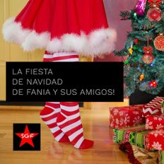 La Fiesta de Navidad de Fania y sus Amigos - Live Mix by Dj SalsaGodfather