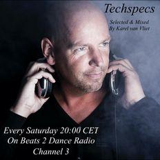 Techspecs 84 on Beats 2 Dance Radio
