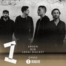 Toolroom Radio EP555 - Anden B2B Local Dialect