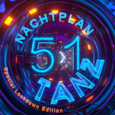 DJ Led Manville - Nachtplan Tanz Vol.51 (Special Lockdown Edition) (2020)