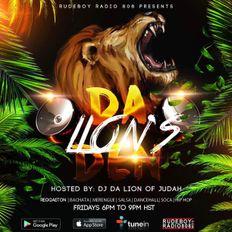 Rude Boy Radio - Da Lions Den Latin Mix - 4 Year Anniversary Set